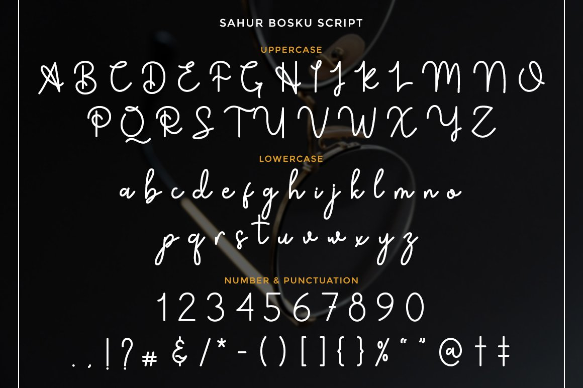 Sahur Bosku example image 6