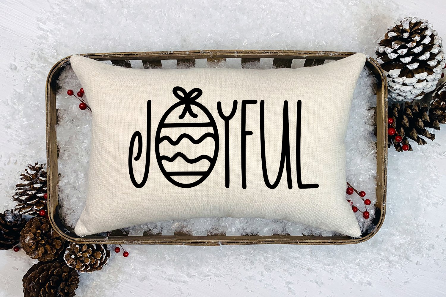 Holiday Sparkle - A Hand-Lettered Christmas Font example image 4
