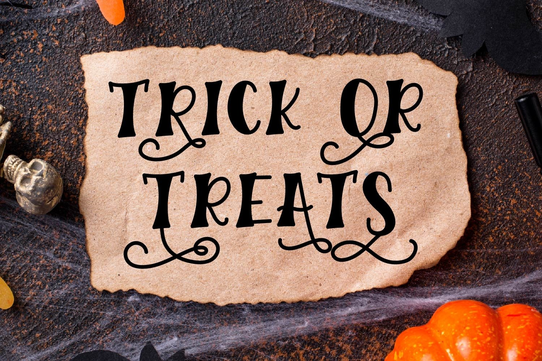 Halloween - A Spooky Halloween Duo! example image 4
