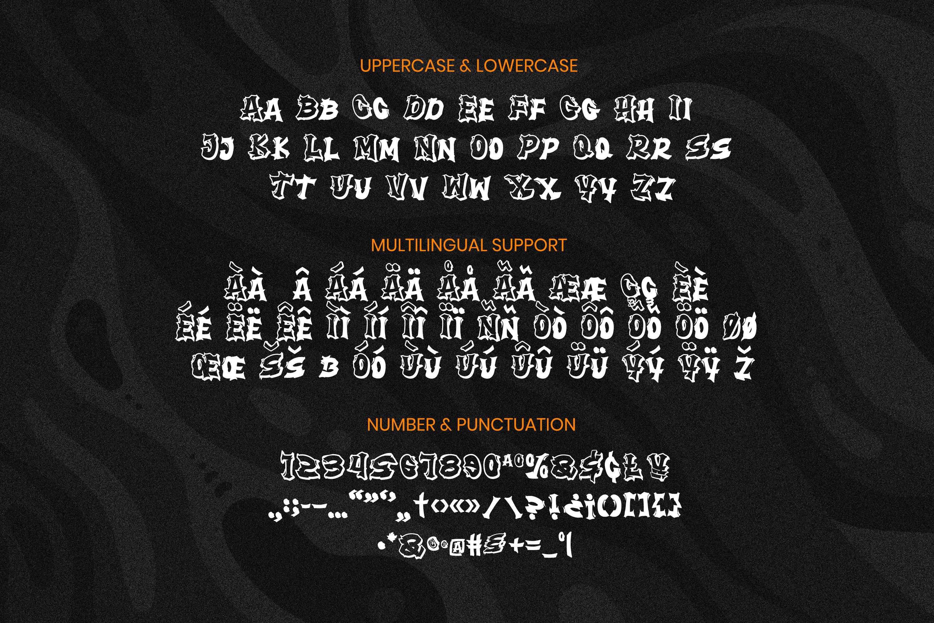 Grafftext Font example image 5
