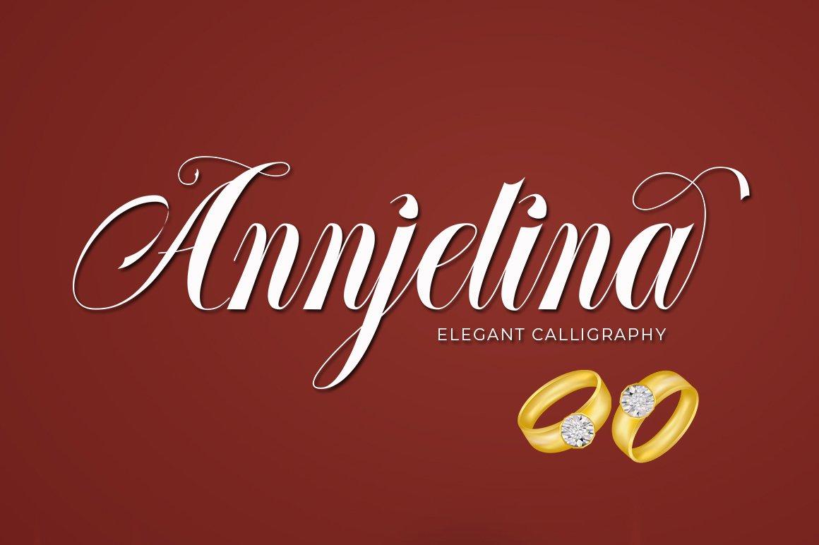 28 Fancy Script Fonts example image 3