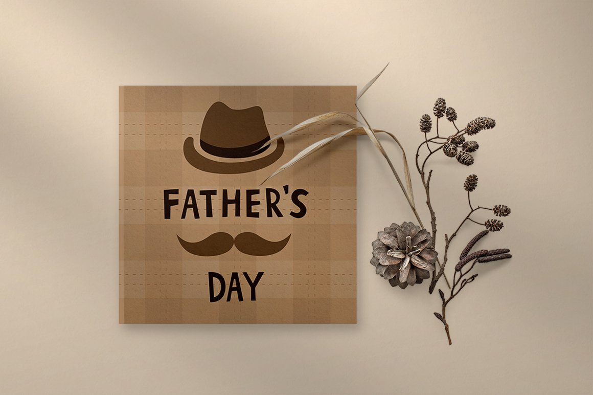 Fathers day greeting card example image 2