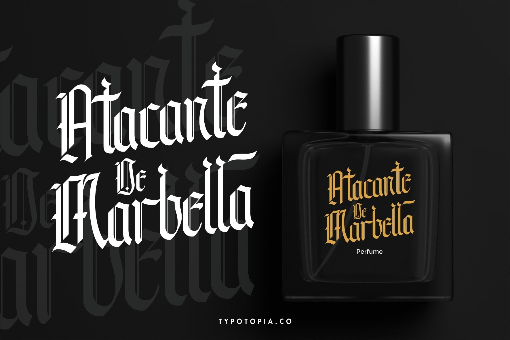 Andalusia - The Blackletter Typeface example image 3
