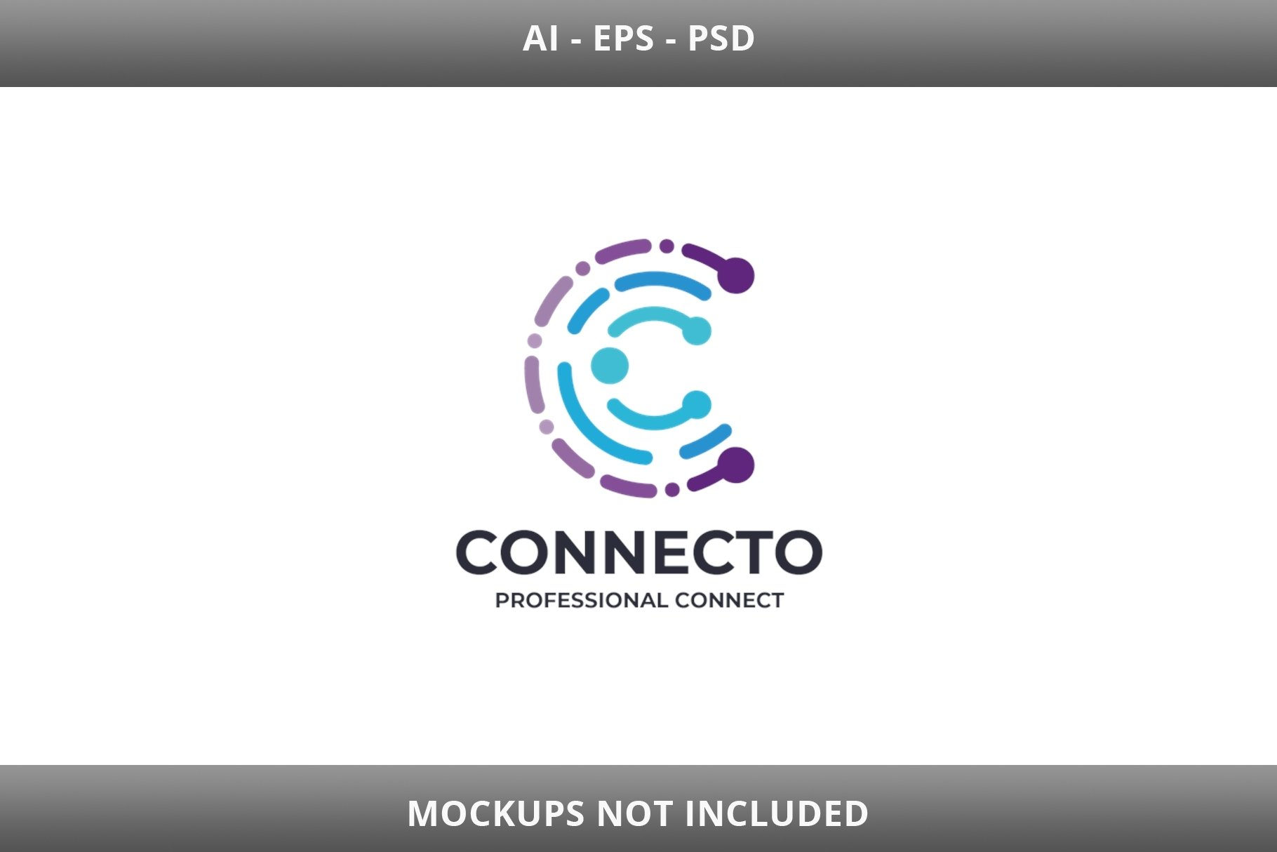 Connecto Letter C Logo example image 2