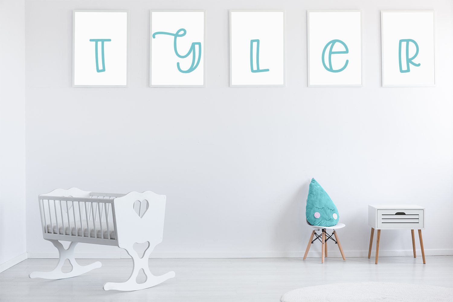Everywhere - A Cute Hand-Lettered Font example image 5
