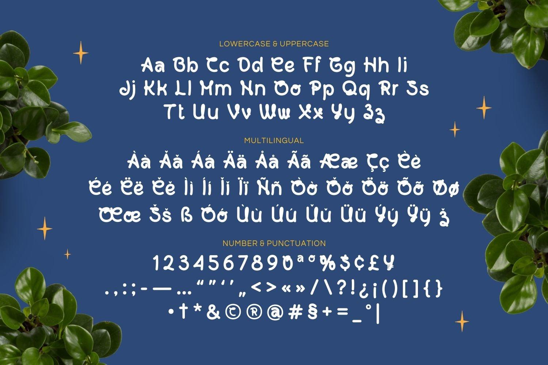 Baby Gorilla - Playful Display Font example image 4