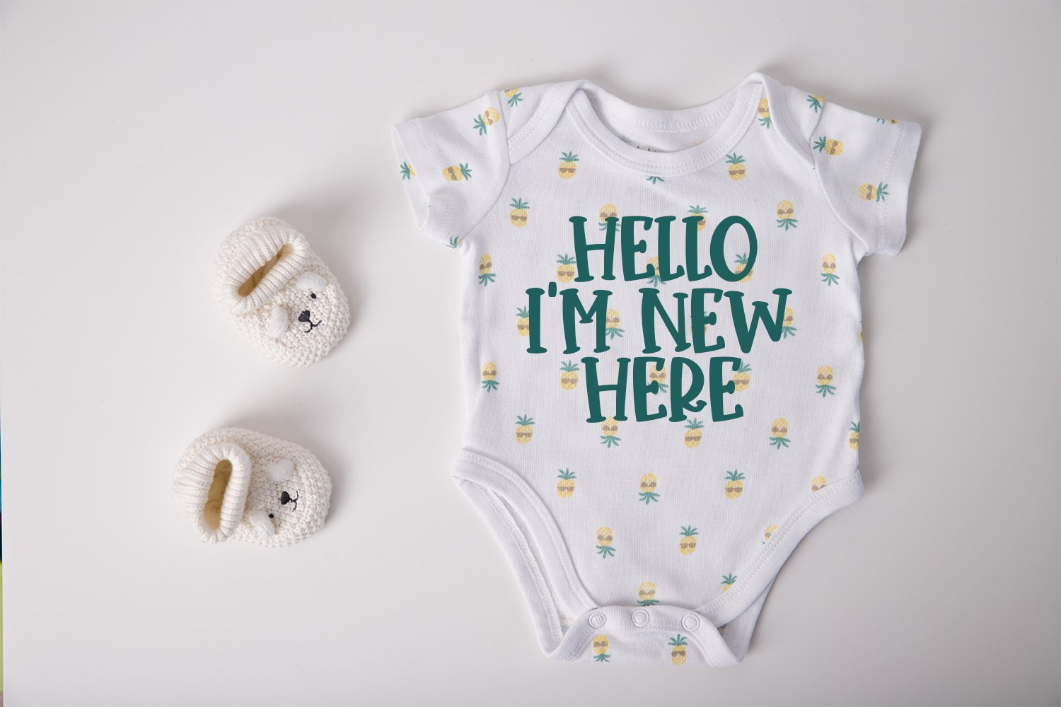 Happy Morning - A Cute Hand-Lettered Font Duo example image 4