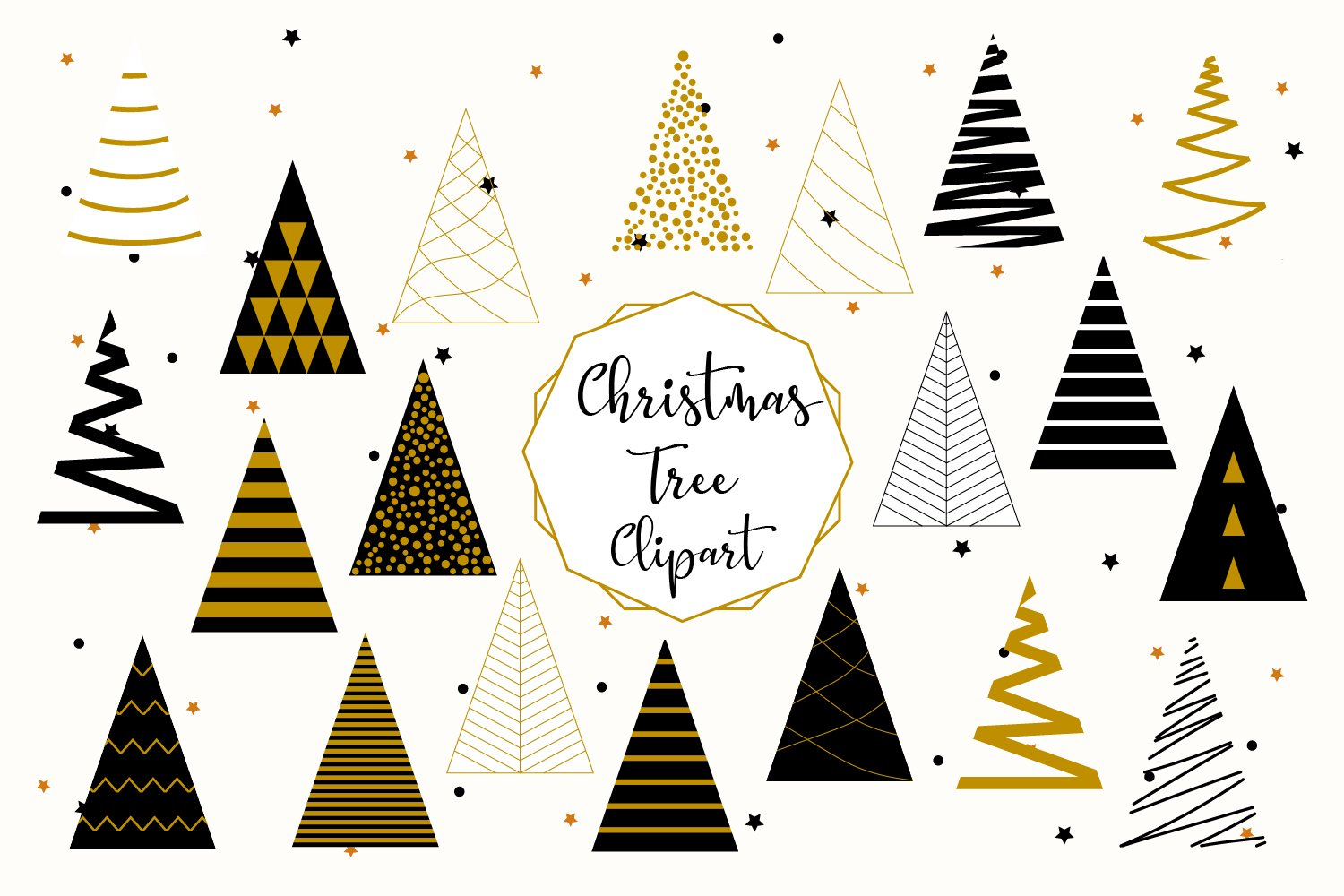 Luxury And Elegant Christmas Tree With Christmas Decoration.. Royalty Free  Cliparts, Vectors, And Stock Illustration. Image 112581110.