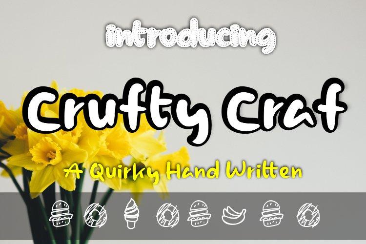 crufty craf example image 2