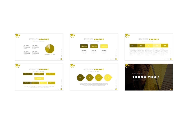 Staringbrand - Google Slide Template example image 4