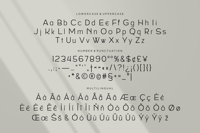 Klowne - Modern Display Font example image 4