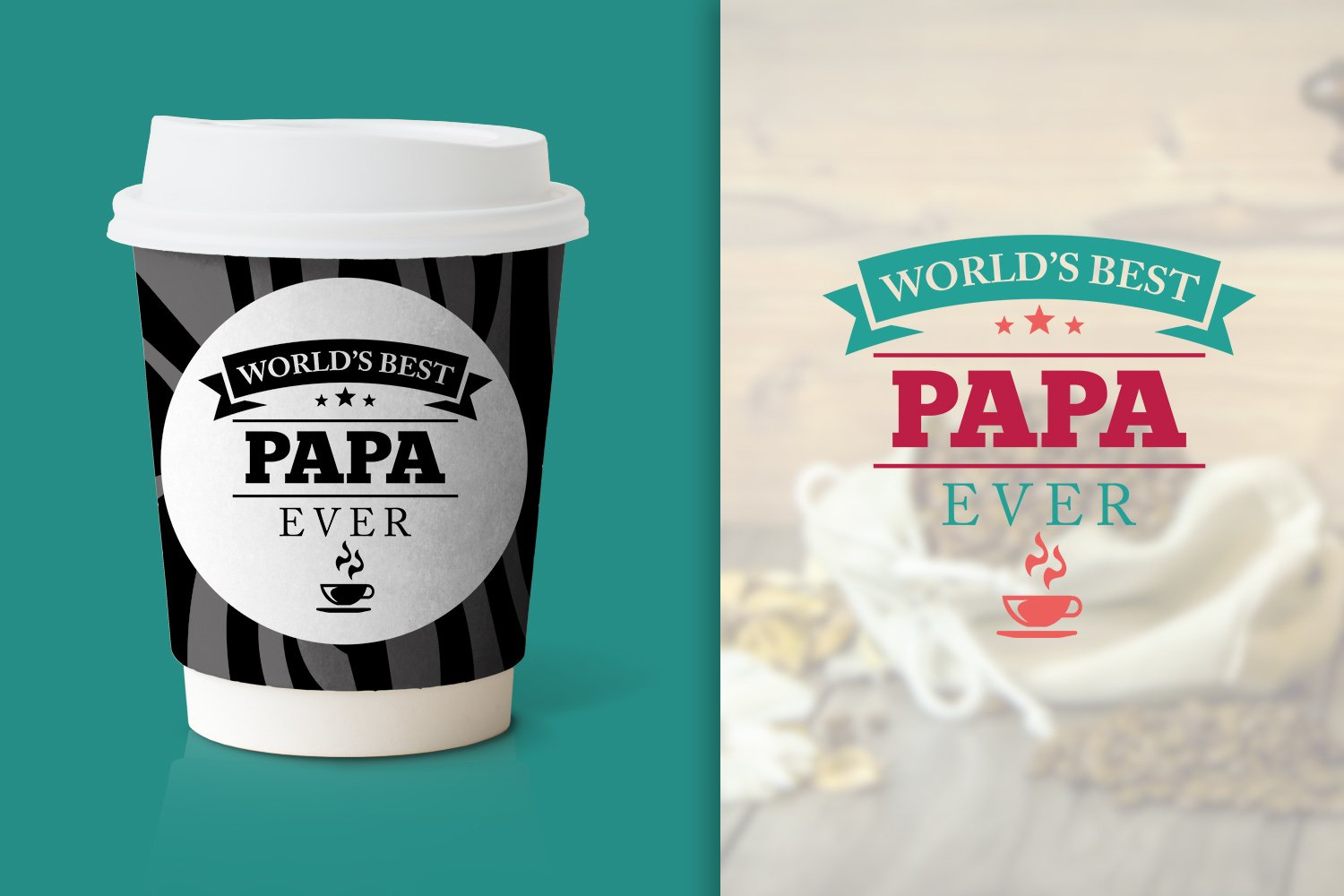 Fathers Day SVG Bundle example image 4