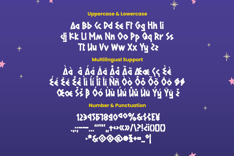 Gladius Font example image 2