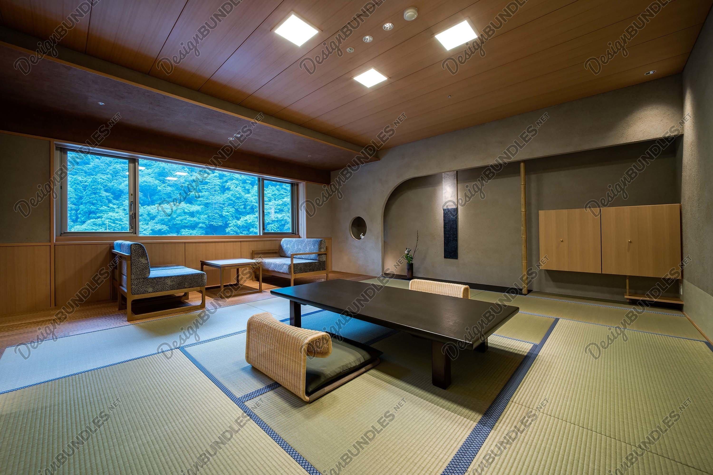 Stock Photo - Interior Design, Living Room example image 1