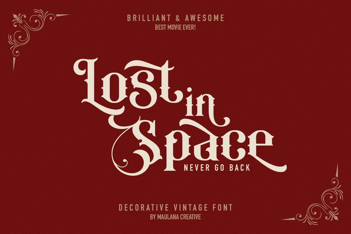Anthique - Vintage Typeface example image 6