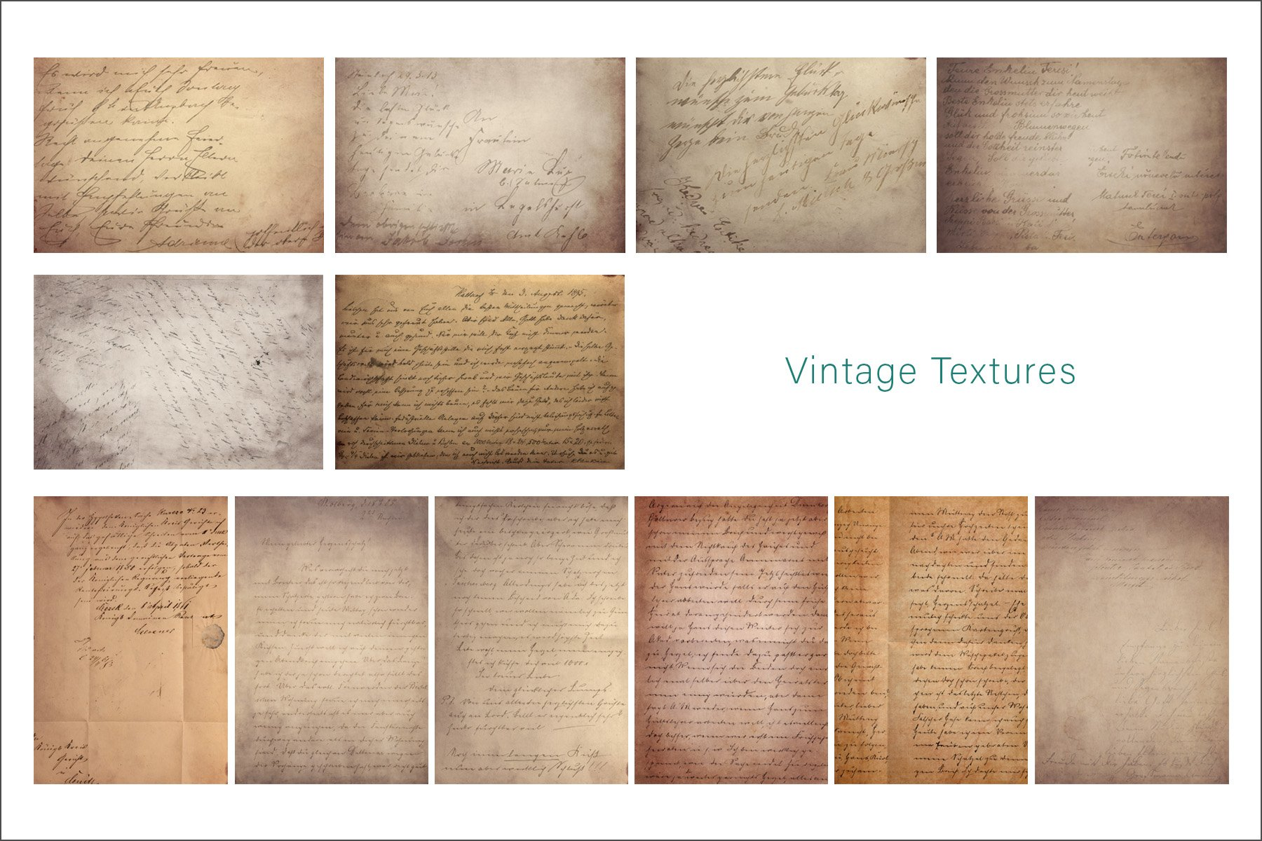 Photo Art Old Textures Bundle example image 5