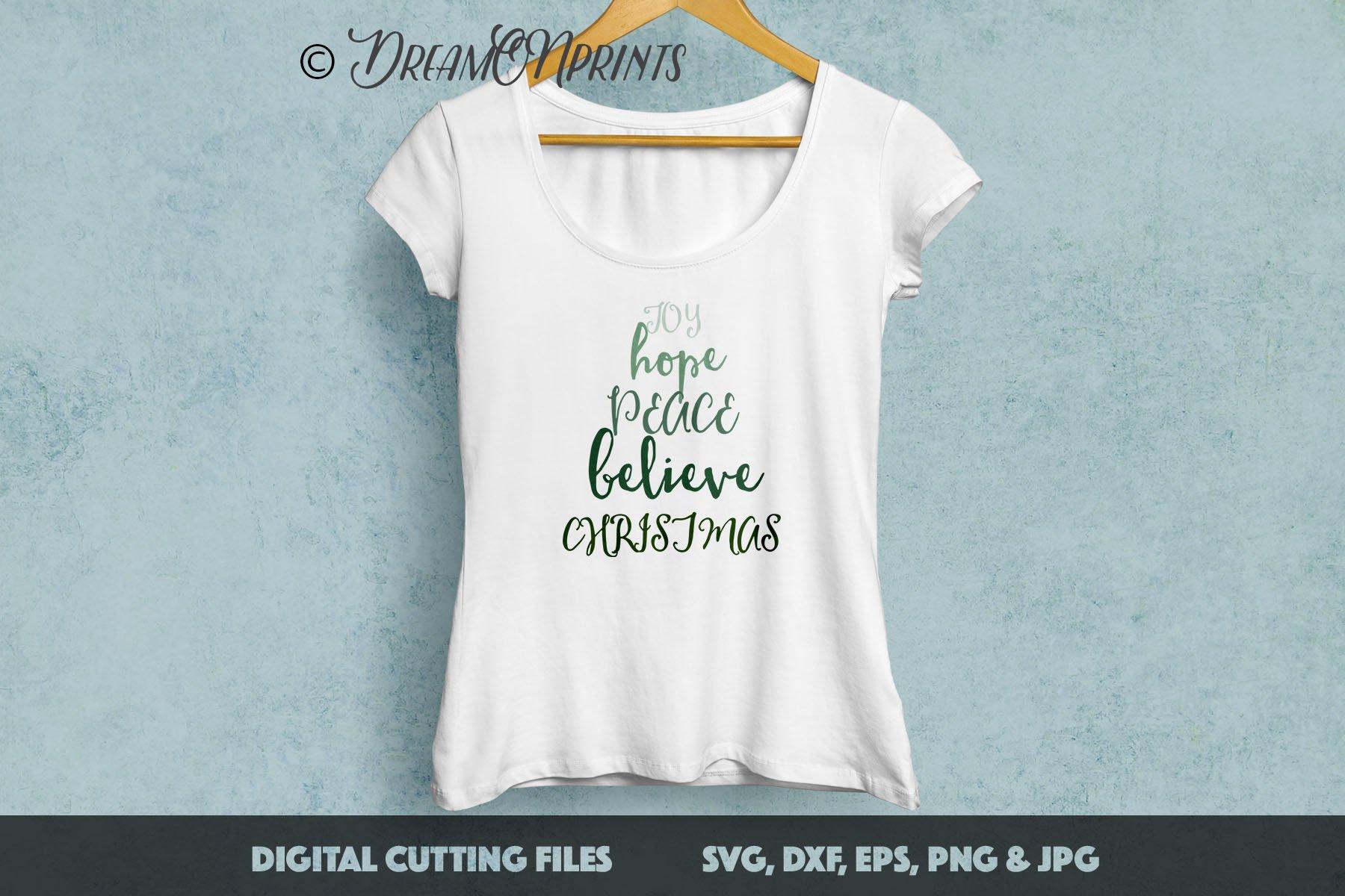 The BIG CHRISTMAS Holidays Bundle - 27 SVG Designs example image 14