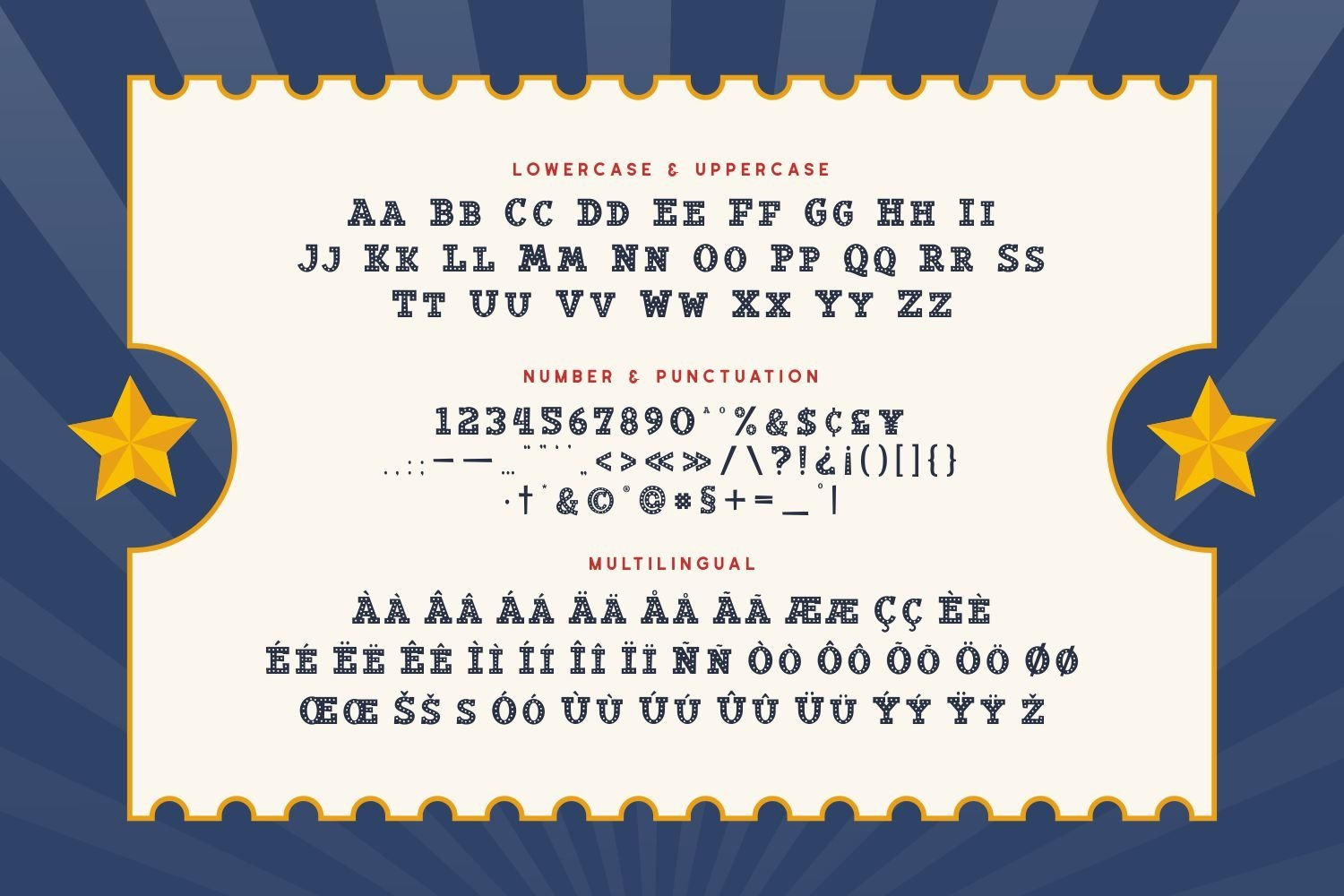 Luxembourg - Playful Display Font example image 5