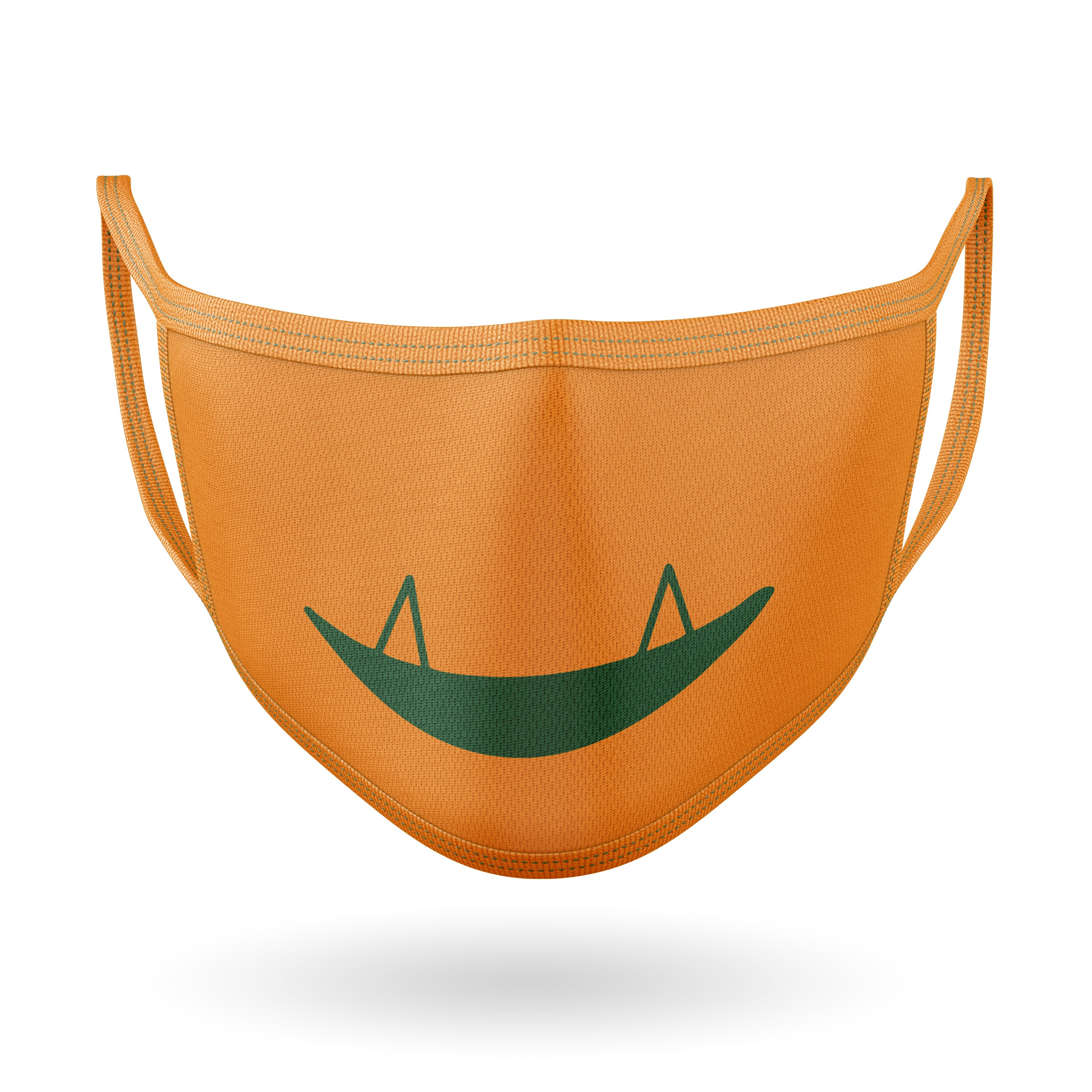 10 Monster Faces for Masks - SVG Cut Files example image 5