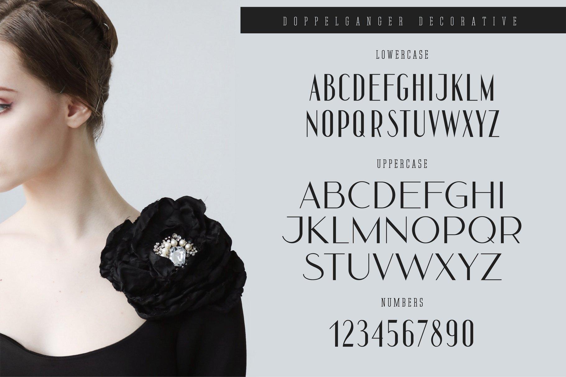 Doppelganger - Modern Sans Serif example image 4