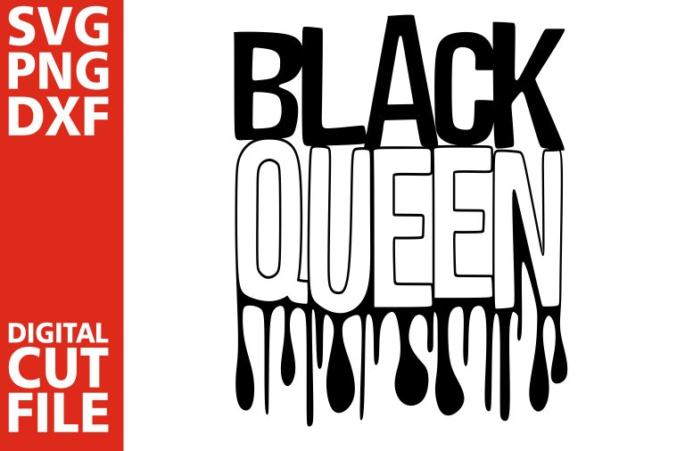 Download Black Queen svg,Afro woman svg, Dripping words, Africa svg ...