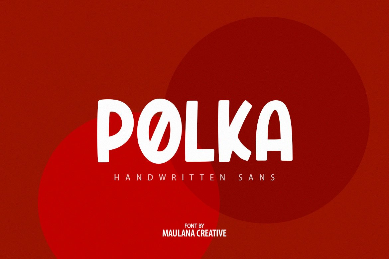 Polers - Sans Serif Font example image 3