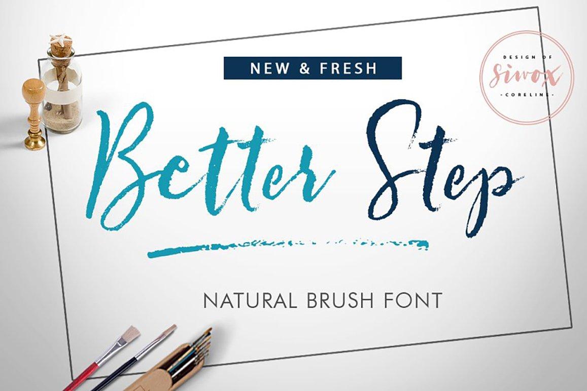 Natural & Script Fonts Bundles Vol. 01 example image 8