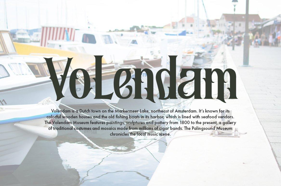 Morgana - Display Font example image 4