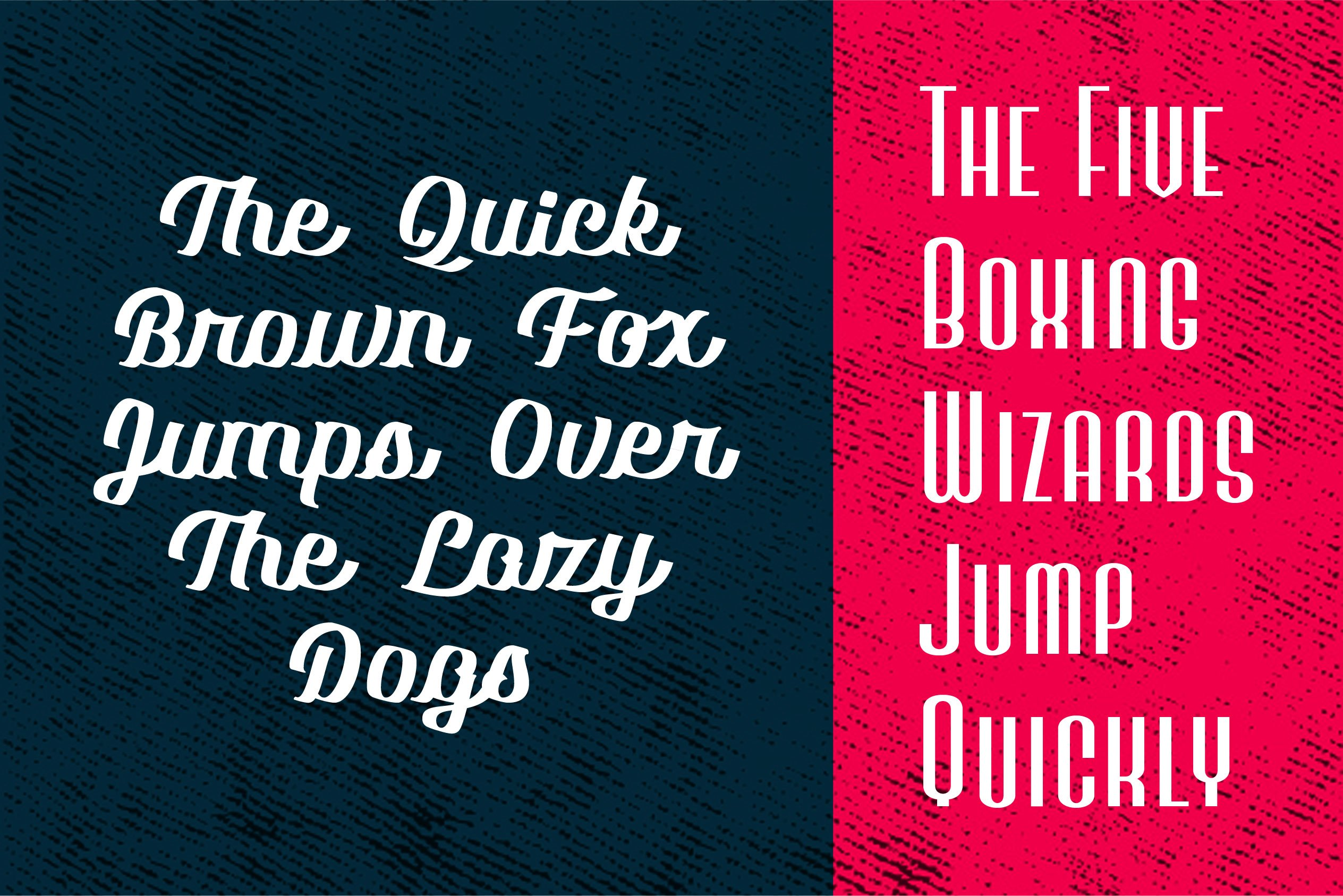 Klyson Font Duo example image 9