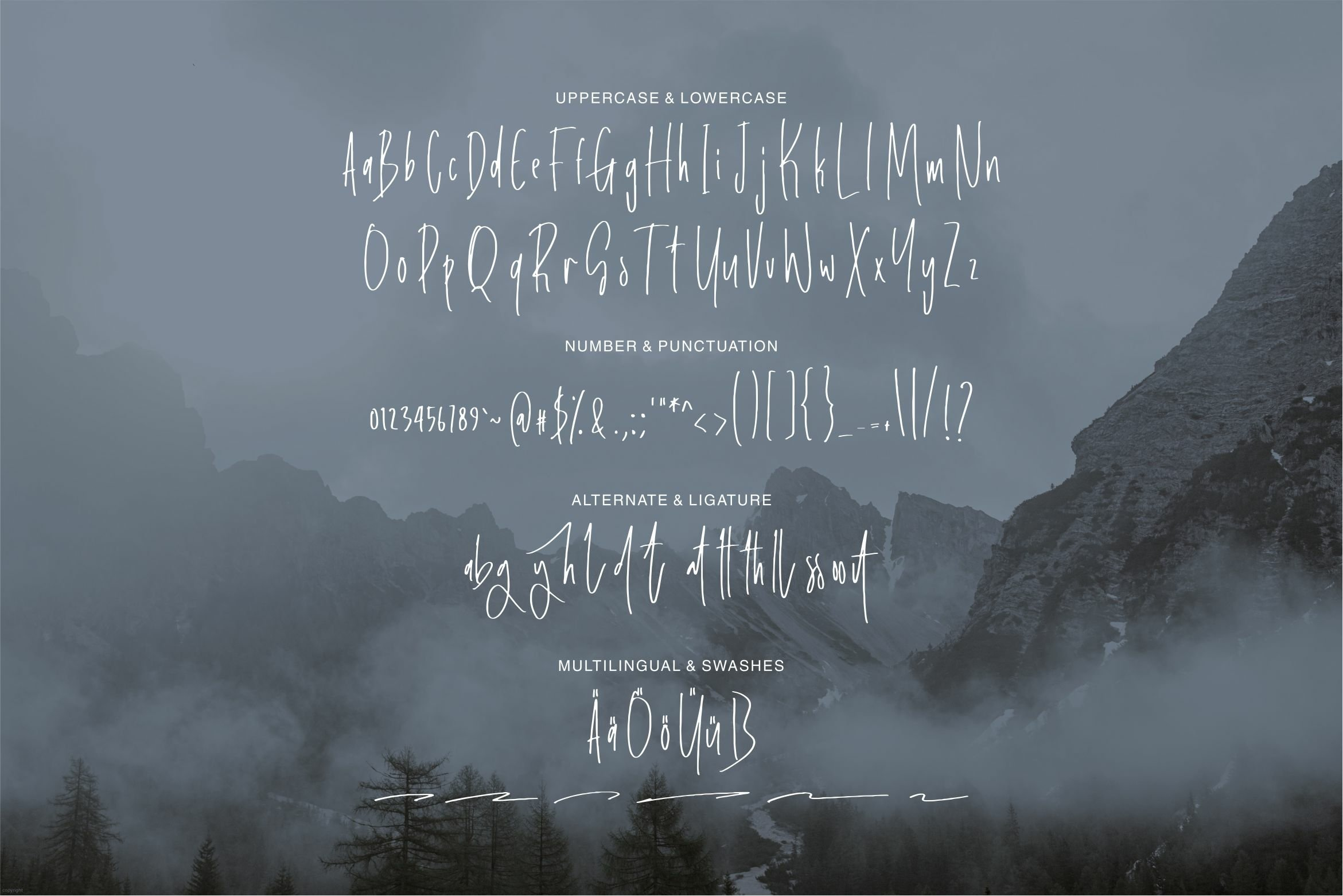 Spendel - A Handwritten Font example image 4