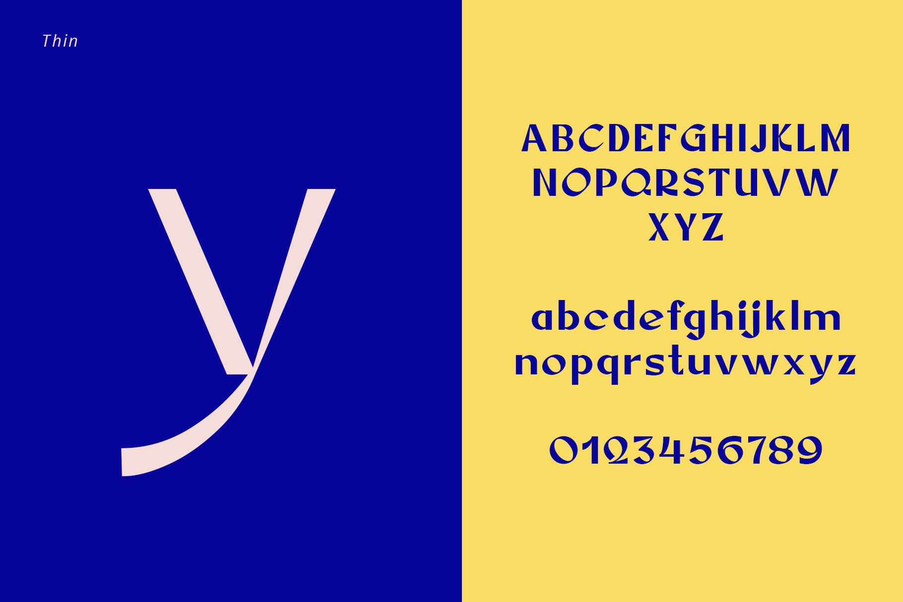 Corbyn Font example image 11