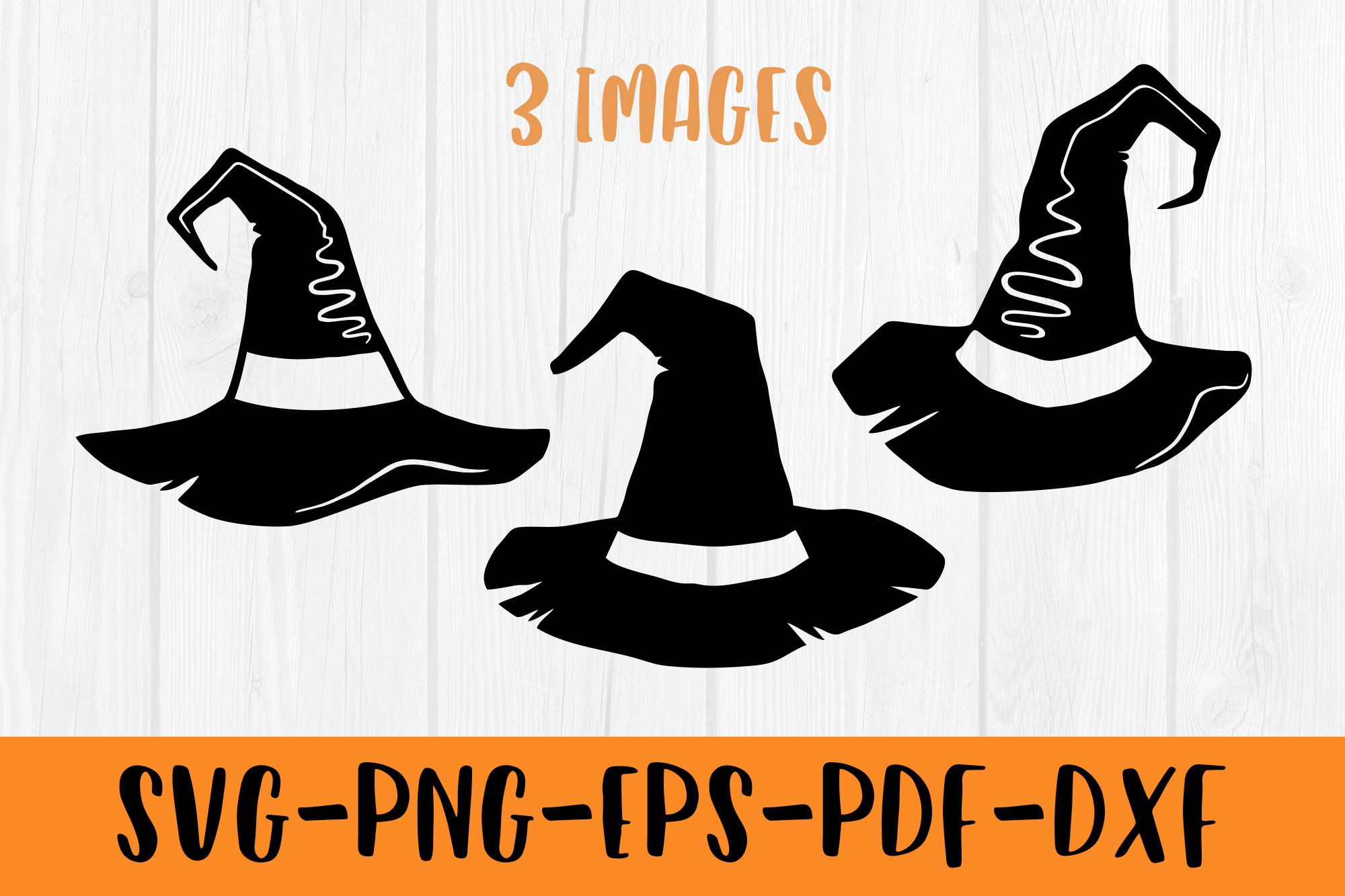 Witch Hat Halloween Svg Witch Svg Witch Hat Clipart Png Eps 763199 Cut Files Design Bundles