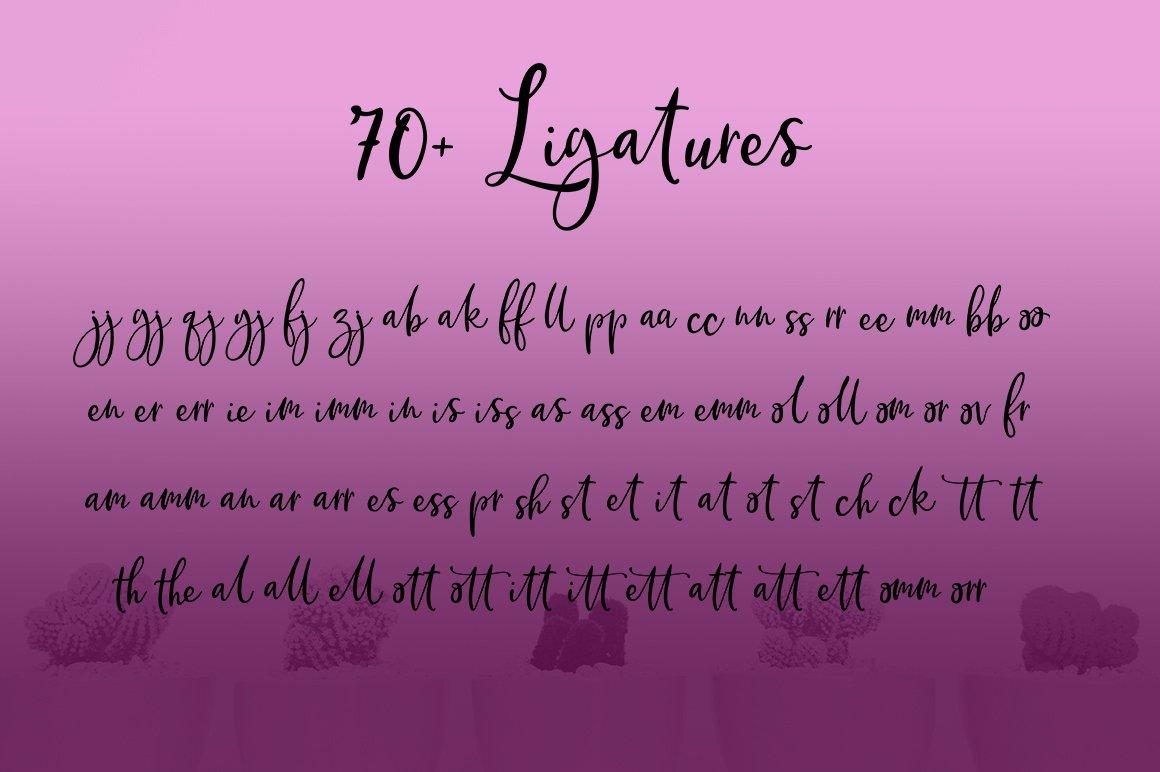 Brittania Script example image 5