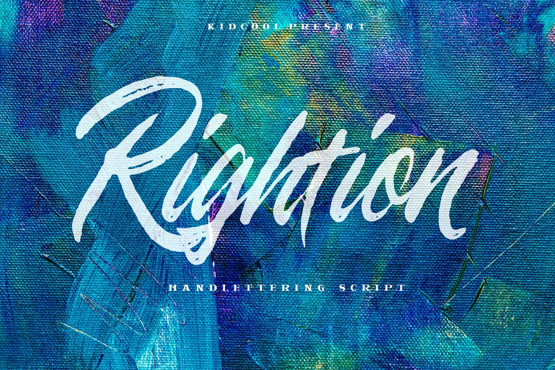 Rightion Handlettering example image 1