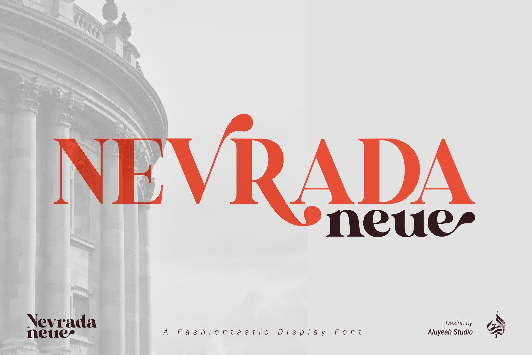 AL Nevrada Neue example image 5