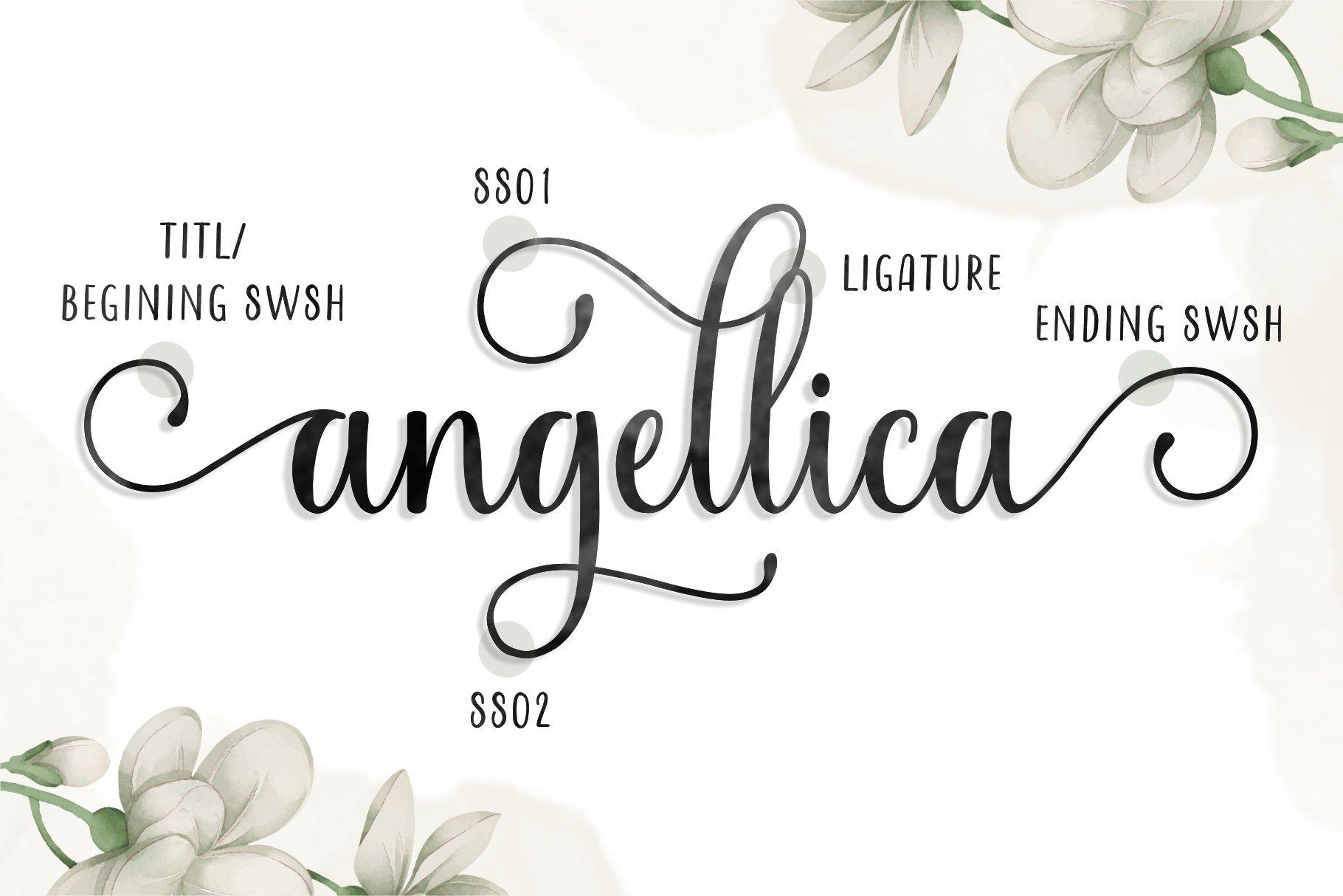 Sindentosa Font Duo & Bonus example image 2