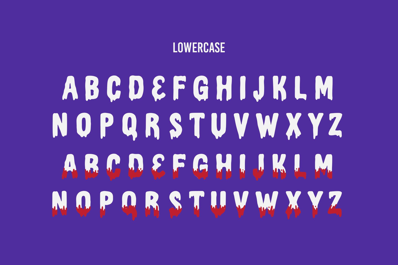 Haluween Fonts example image 9