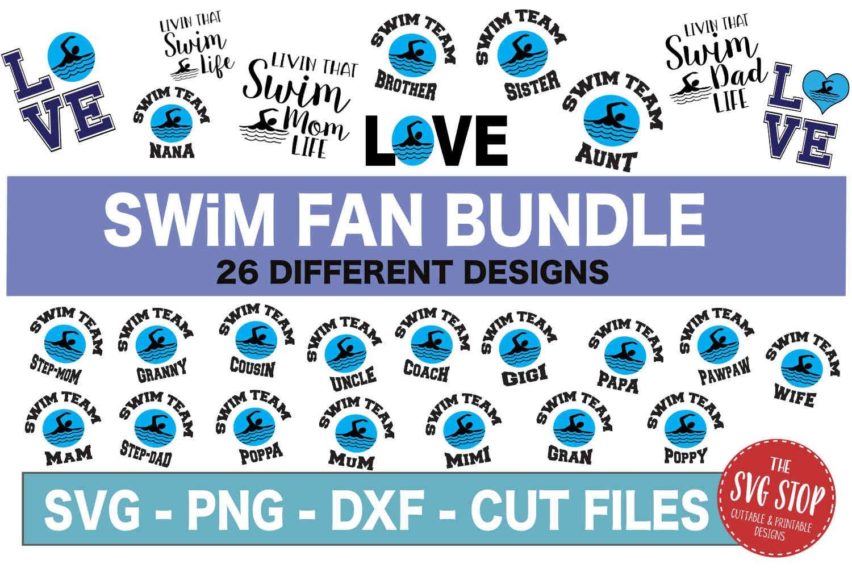 HUGE Bundle 500 SVG Designs Sports Themed example image 9