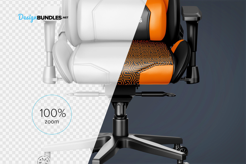 Gaming Chair Mockups example image 5