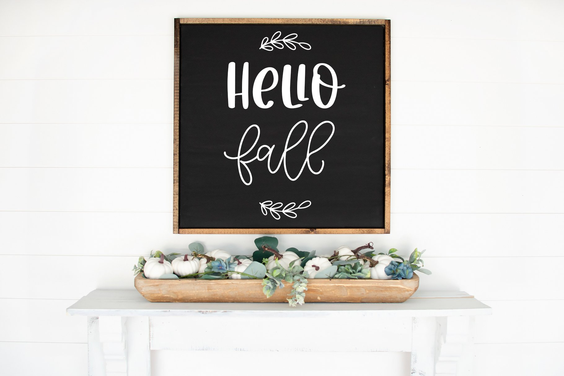 Fall Feels, Fall Doodle Font example image 2