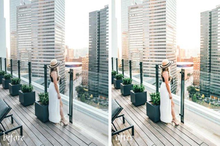 Instagram Lifestyle Mobile & Desktop Lightroom Presets example image 3