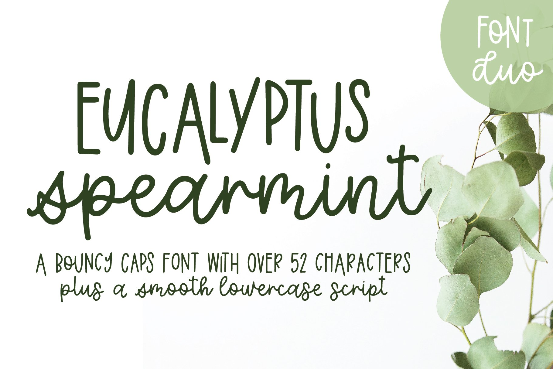 Huge Font Bundle, 24 fonts from 16 Font Families example image 7