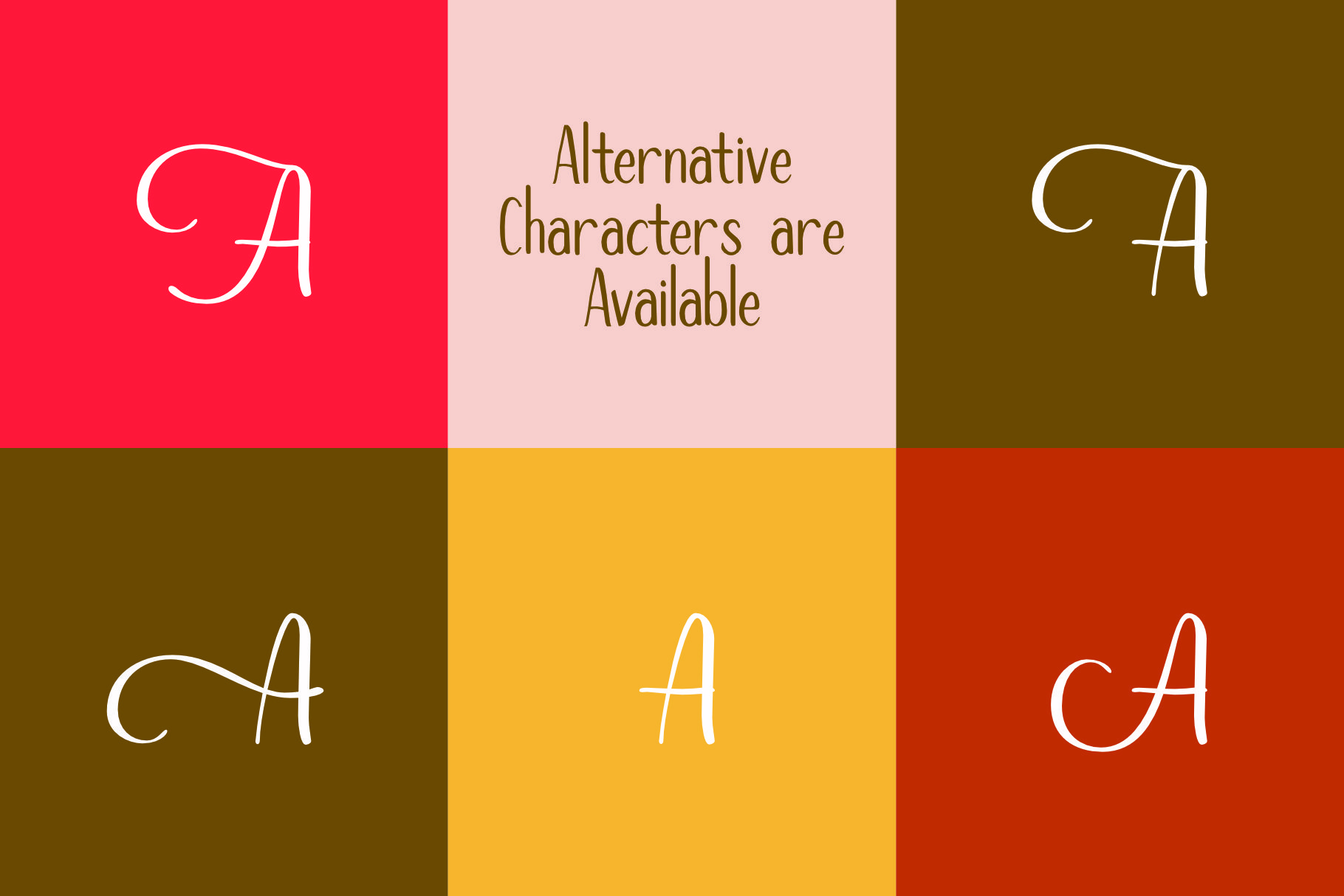 Autumn Mood // Font Duo example image 2