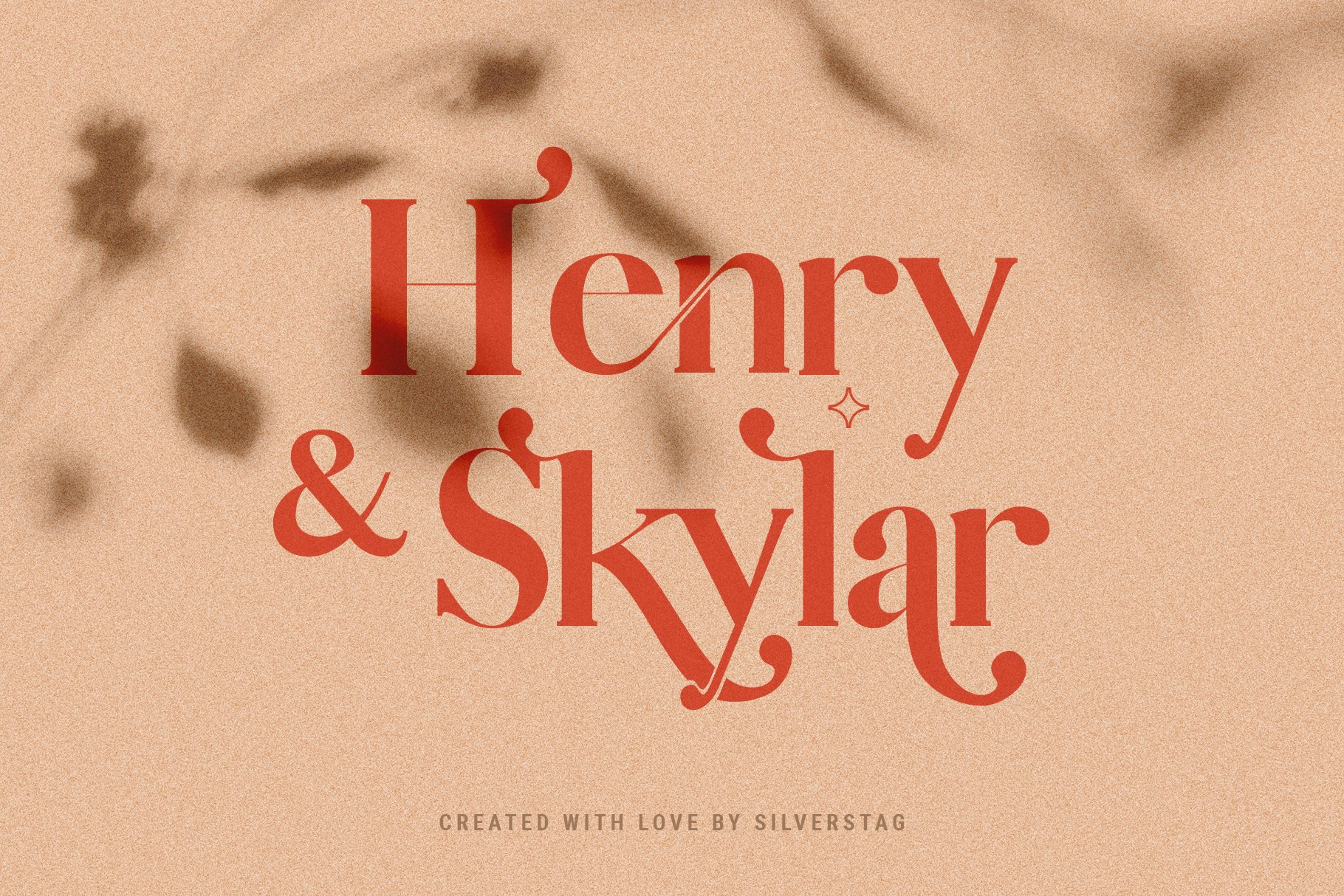 Vicky Christina - Chic & Stylish Ligature Serif Font example image 7