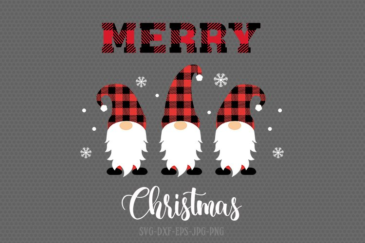 Download Christmas Gnomes Svg Merry Christmas Svg Gnome Svg 979097 Cut Files Design Bundles