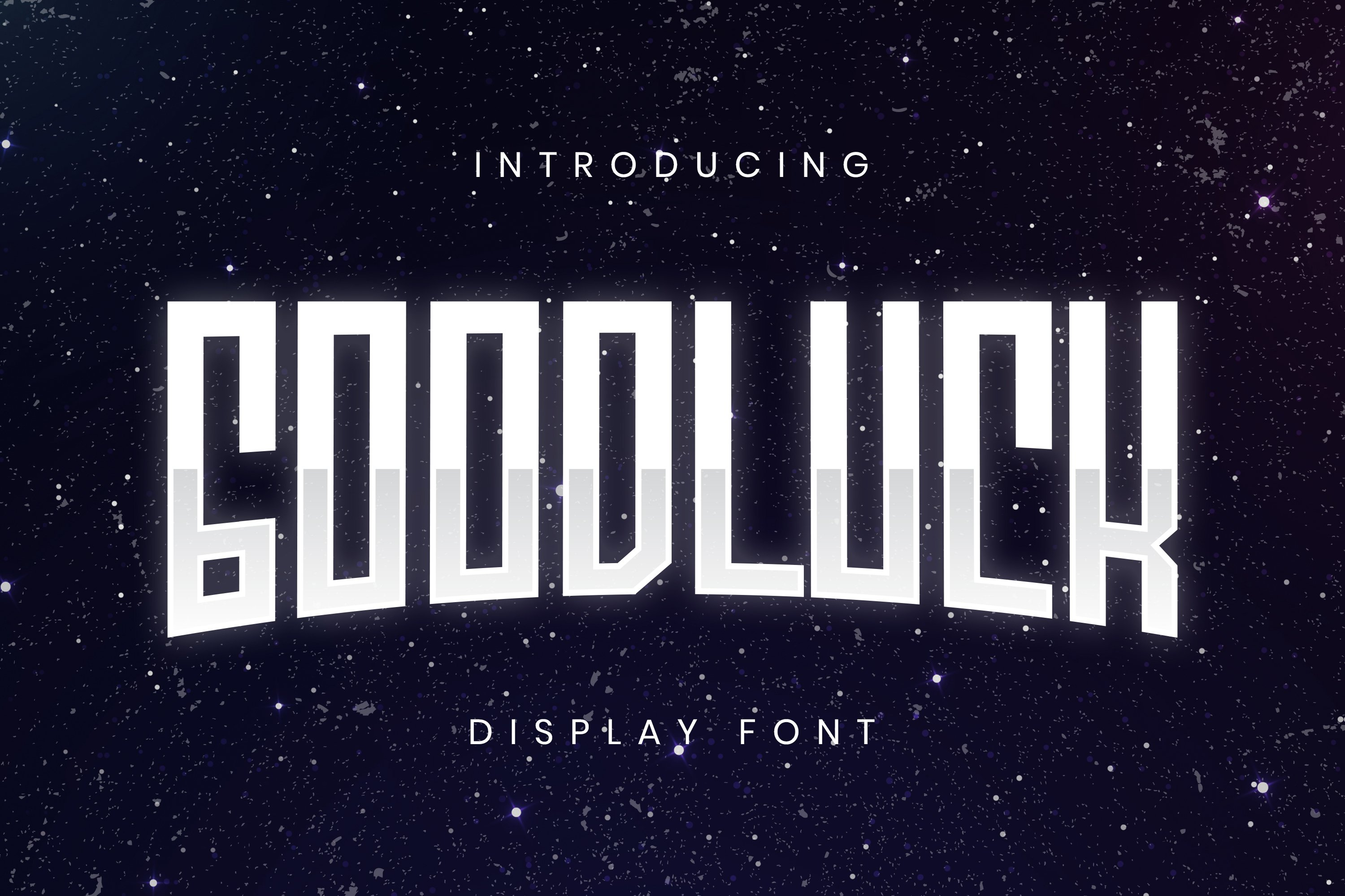 Good Luck Font example image 1