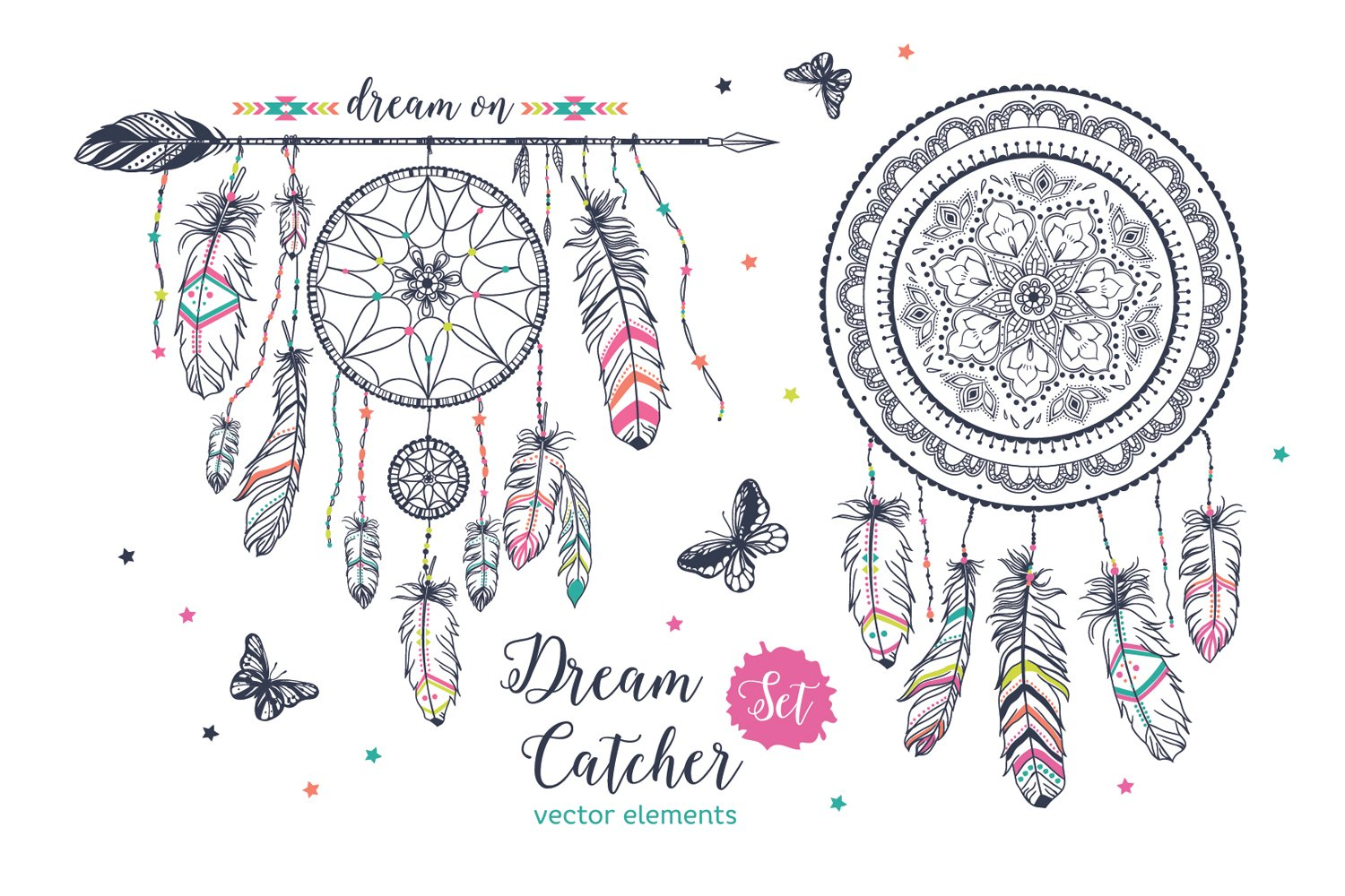 Dreamcatchers Set example image 3