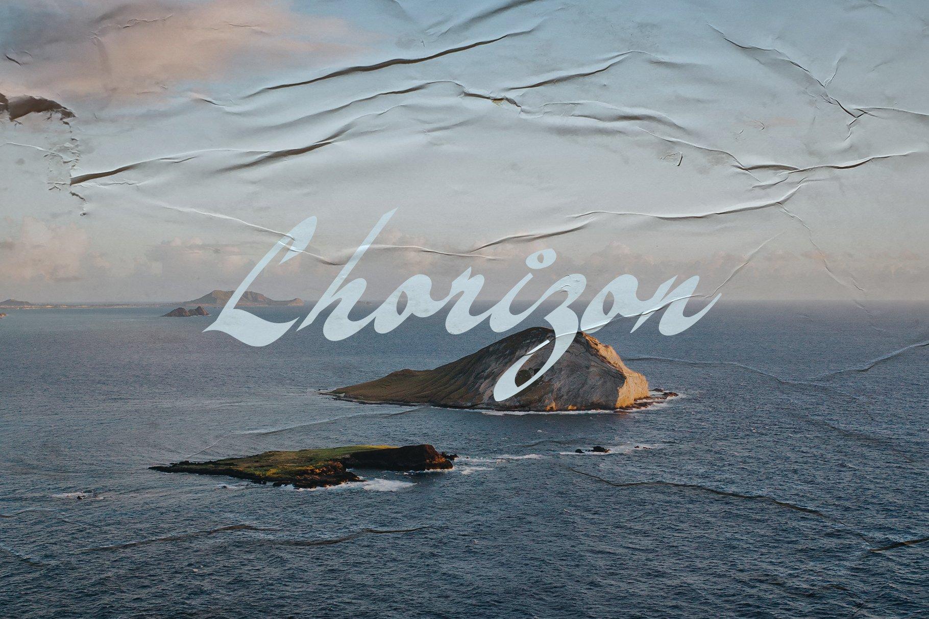 Logrono Typeface example image 5
