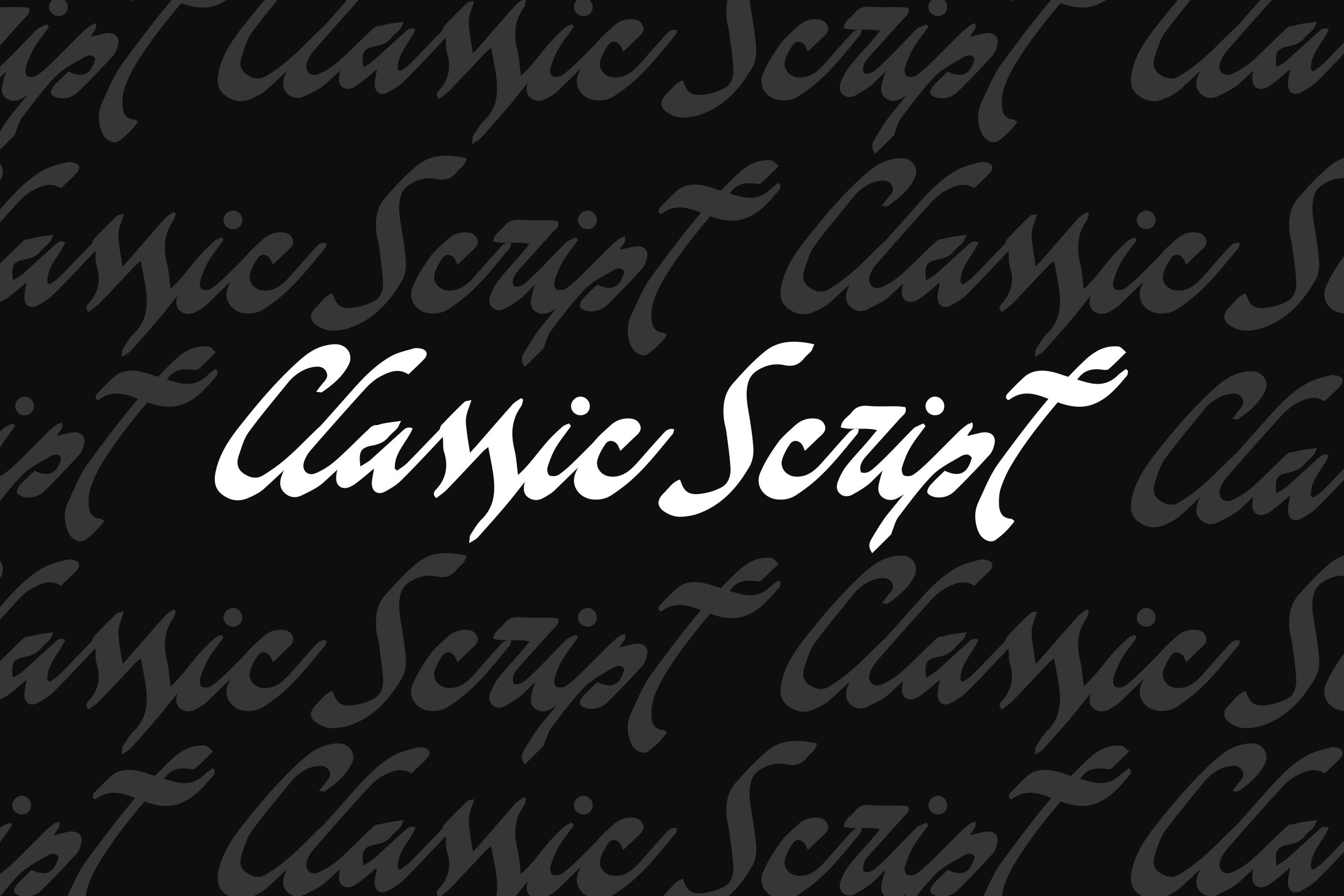 The Murious- Calligraphy Fonts example image 2