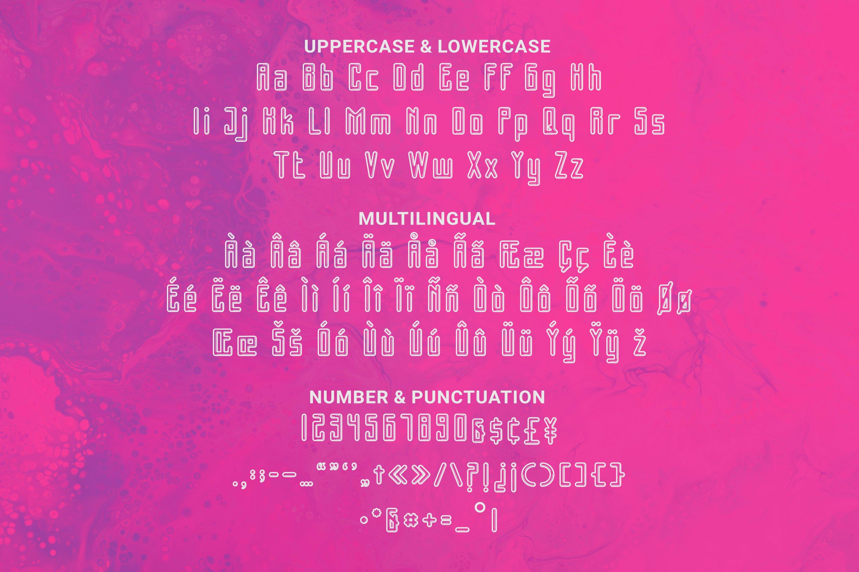 Seoul Font example image 3